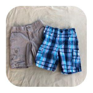 2 Sonoma shorts boys size 4